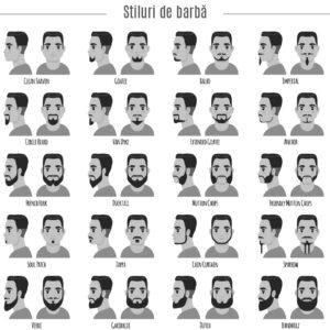Stiluri de barbă