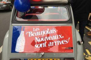 Les Beaujolais Nouveau