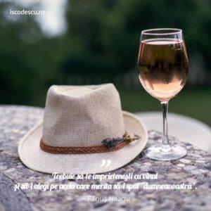 Fănuș Neagu despre vin