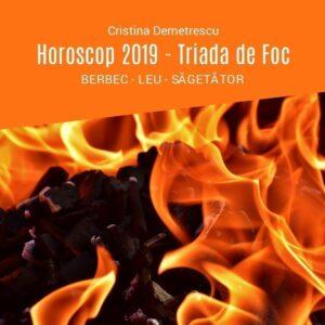 Horoscop 2019 - Triada de Foc