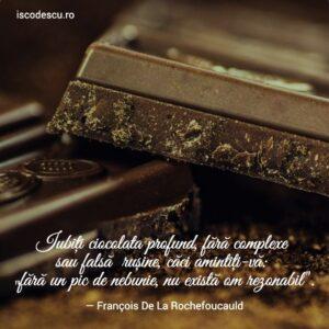 Ciocolată - Rochefoucauld