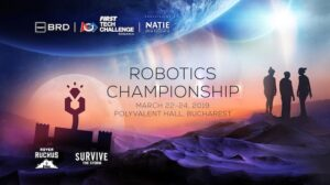 First Tech Challenge Romania 2019