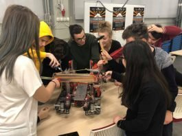 FIRST Tech Challenge România 2019