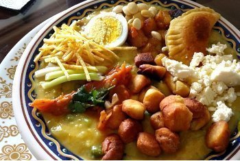 Supă fanesca - Ecuador