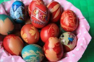 Ouă roșii - Serbia