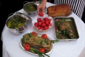 Masa de Paște - România