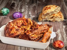 Tradiții culinare de Paște