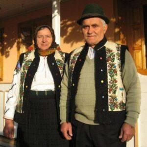 Laura Haidău - părinții