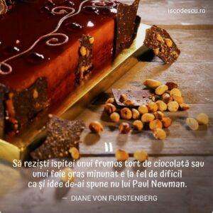 Lacom de ciocolată