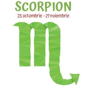 Horoscop 2020 Scorpion