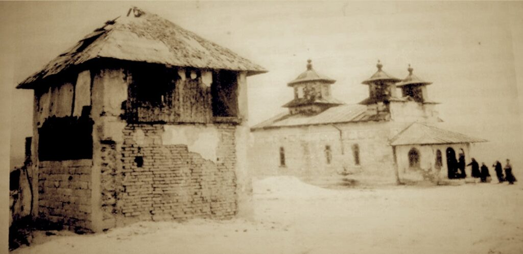 Mănăstirea Gologanu (Cudalbi)