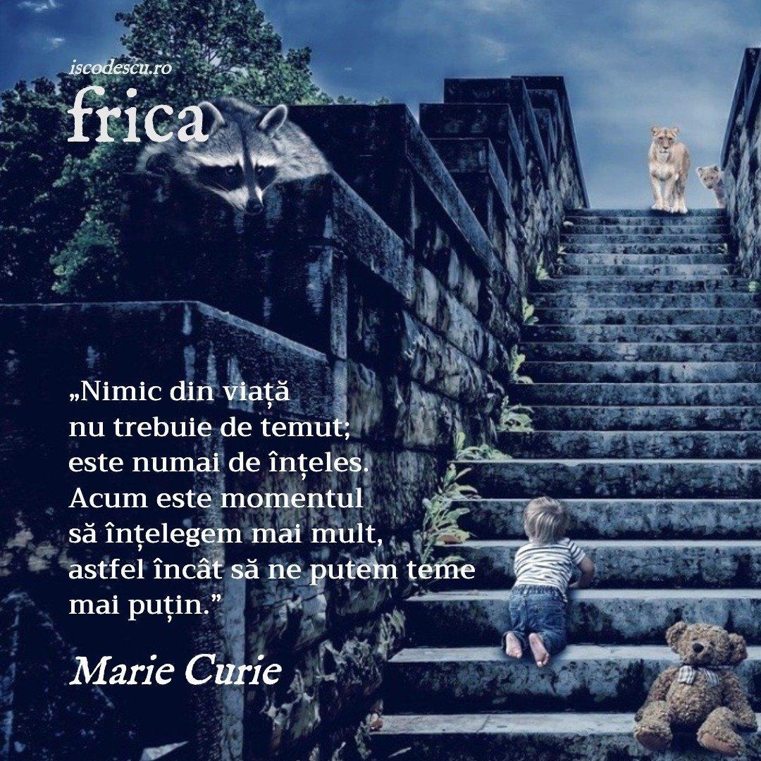 frica - Marie Curie