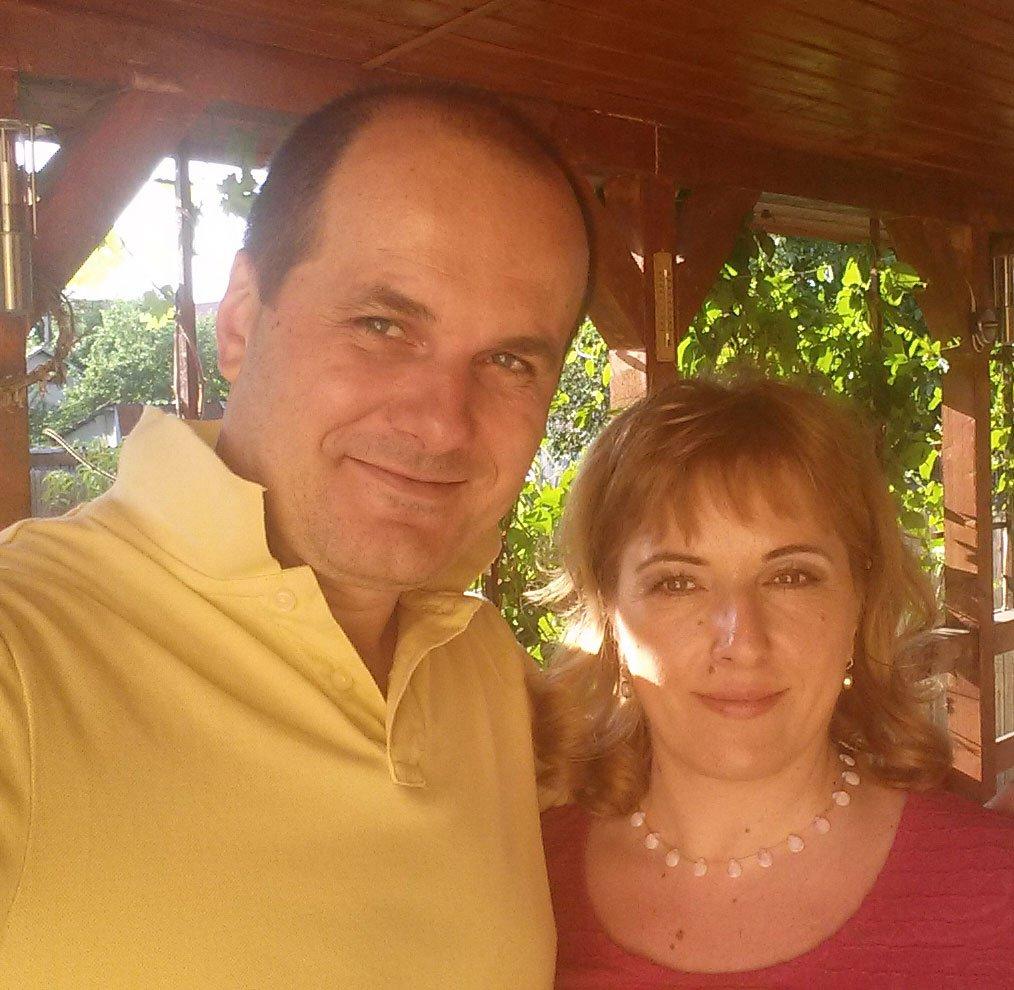 Amalia și Vali Iancu