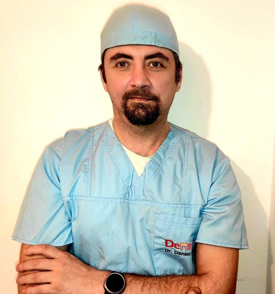 Daniel Rusu - medic stomatolog